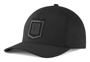 ICON One Thousand 1000 TECH Hat/Cap, FlexFit Curved-Bill (Black) Choose Size