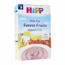 HIPP Organic Milk Pap with Forest Fruits from 6 Months 250g 8.8oz