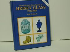 Collector's Encyclopedia of Heisey Glass 1925-1938 by Neila Bredehoft Hard Back