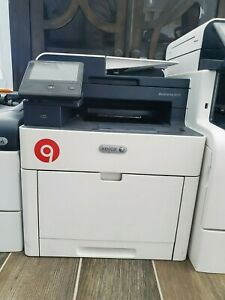 Xerox WorkCentre 6515 MultiFunction Color Laser Printer !PRINT QUALITY ISSUES!