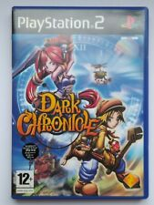 Dark Chronicle PS2 PlayStation 2 Video Game Excellent Condition UK PAL Release