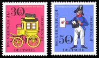 EBS Germany 1966 International Philatelic Federation Munich Michel 516-7 MNH**