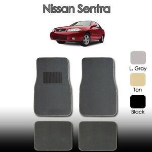2000 2001 2002 2003 2004 2005 For Nissan Sentra Floor Mats
