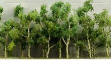 """JTT (HO/N Scale) 95619 - Woods Edge Trees - PASTEL TREES 2"""" - 2-1/2"""" Tall - NIB"""