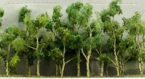 "JTT (HO/N Scale) 95619 - Woods Edge Trees - PASTEL TREES 2"" - 2-1/2"" Tall - NIB"