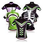 WOSAWE Mens Sports Clothing Round T-shirts Running Gym Cycling Bike Top S~3XL