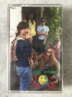 2012 The Memories - Love is the Law Cassette Tape RP Burger Records Lo Fi Rock