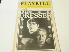 Vintage Playbill Program The Dresser Brooks Atkinson Theatre 1982 Paul Rogers