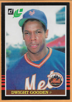 1985 Donruss Leaf Rookie Dwight Gooden ROY RC #234 New York Mets