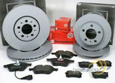 Seat Toledo III - Zimmermann Bremsscheiben Bremsen Bremsbeläge für vorne hinten*