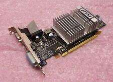 MSI Radeon HD 5450 1GB VGA DVI HDMI PCI-E GDDR3 R5450-MD1GD3H/LP Graphics Card