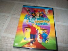 New Willy Wonka And The Chocolate Factory DVD