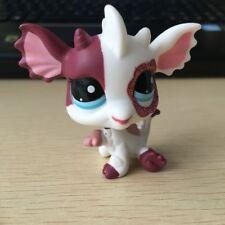 OOAK LPS dragon pink blink Eye shadow Hand Painted LITTLEST PET SHOP