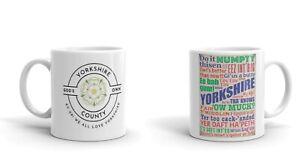 Yorkshire Dialect 11oz Mug Christmas Gift