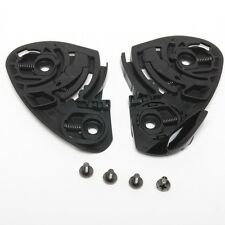 Shoei Quick Release Self-Adjusting Base Plate Set Full Suits X12 XR1100 TZX