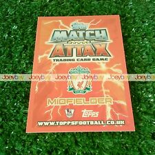 12/13 LIMITED EDITION HUNDRED CLUB MATCH ATTAX CARD LTD 100 2012 2013