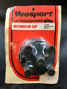 Vintage New Old Stock Volkswagen VW Beetle Type 1 Type 2 1200 Distributor Cap