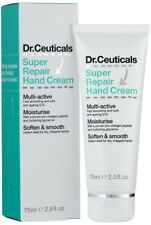 New Dr. Ceuticals SUPER Repair Hand Cream 75ML~Moisturise; Soften & Smooth