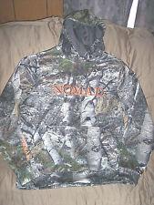 932a2559596cf Nomad Hooded Sweat Shirt Medium Mossy Oak Camo Hoodie 3 D Camo Sweatshirt  Nature