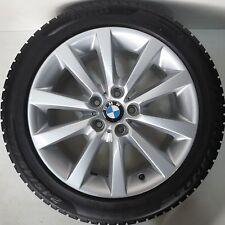 """Original BMW 5er F10 F11 6er F12 F13 18"""" Alufelgen mit TOP Winterreifen Satz"""