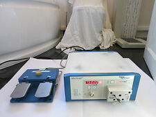 AESCULAP GD-650 MICRO SPEED EC SURGICAL DRILL SURGERY FOOTSWITCH PUMP MOTOR UNIT