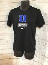 Nike The Nike Tee Black t-Shirt - Lacrosse - Dri-Fit Athletic Cut Size S