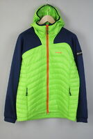 PHENIX THERMO PERTEX MICROLIGHT Men L Quilted Snow Force Middle Jacket 17748-S