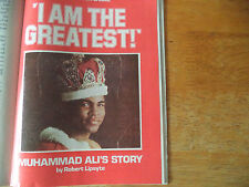 Muhammad Ali'S Story Scarce Vintage Magazine Article Must See A P 7 7