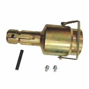 Over Running Coupler for Universal Products