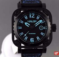 ✅ LUM-TEC DIVER G6 + GIFT MENS WATCH AUTHORIZED DEALER FREE FAST 🇺🇸 SHIPPING