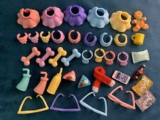 Random 15 Lot Accessories Custom Lot For LPS Skirt Bows Collars Scarf Great Gift