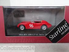 Starline : OSCA MT4 1500 G.P. di Imola 1956 - STA540339