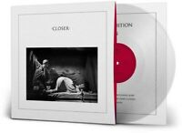 Joy Division- Closer on =Clear color Vinyl  SEALED Limited run