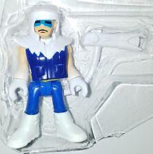 "DC Super Friends CAPTAIN COLD 3"" Figure with Freeze Gun Imaginext Fisher-Price"