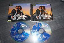 Bull Durham Philips Video CD Complete w/ Sleeve GREAT Shape CD-I