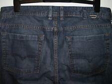 Diesel zathan bootcut jeans wash 0082X W34 L32 (a3474)