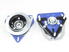 Camber Plates for Ford Focus , Mazda 3 , Volvo C30 - ADJUSTABLE -  Blue
