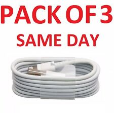 New Lightning Sync & Charger USB Data Cable For Apple iPhone 6 5 7 iPad Air