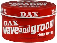 Dax Wave and Groom Hair Dress 3.50 oz (Pack of 2)