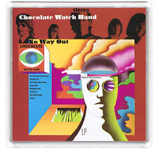 THE CHOCOLATE WATCHBAND - NO WAY OUT LP FRIDGE MAGNET IMAN NEVERA