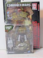 Transformers Combiner Wars Deluxe Brawl UNOPENED NEW  Bruticus Combaticons MISP