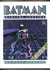 HC Batman Digital Justice - Hardcover Pepe Moreno
