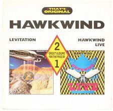Levitation / Hawkwind Live  Hawkwind Vinyl Record