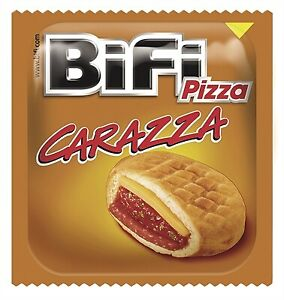 (16,66€/kg) 30 x BiFi Carazza-Salami 40g im Karton