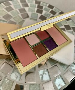 Tom Ford Soleil Eye and Cheek Palette 04 VIOLET ARGENTE .45 oz.