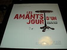 """ED 2 VINYLES NEUF """"LES AMANTS D'UN JOUR - LA COMEDIE MUSICALE"""" succes Edith Piaf"""