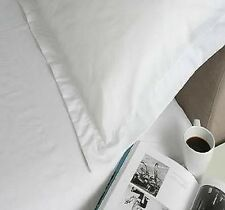 Egyptian Cotton 200 Thread Count Duvet Cover Bedding Bed Set White