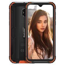 Unlocked Rugged Smartphones Blackview BV5900 4G Mobile Phone 3GB+32GB 5580mAh