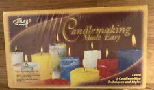 New Yaley Candlemaking Made Easy Candle Crafting Making Kit No. 150000