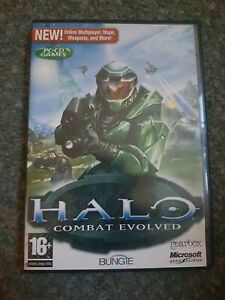 Halo: Combat Evolved - PC CD-Rom - Video Game & Manual